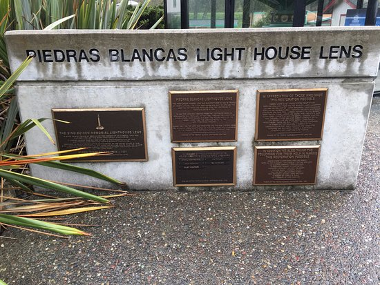 Piedras Blancas Light Station Fresnel Lens