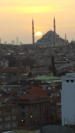 Dinler Hotels – Urgup: sunrise