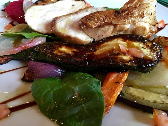 Some of the lovely food coming out of Annie\'s Kitchen - Picture of ...