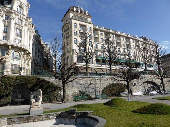 Hotel de la Paix: photo0.jpg
