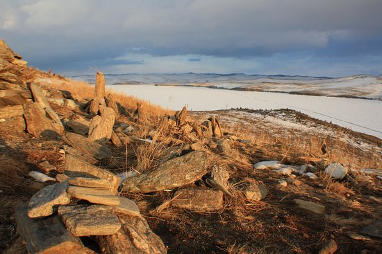 Irkutsk Oblast, Rusia: Буддийская ступа