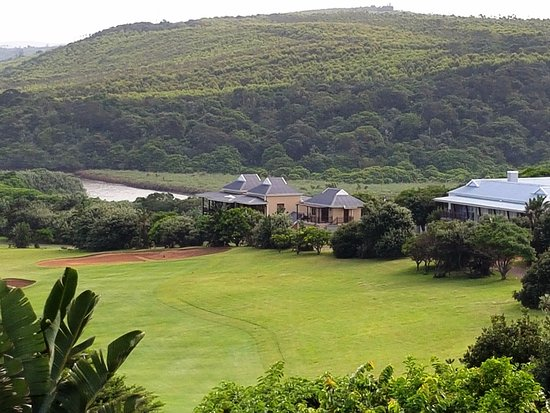 Prince's Grant Golf Course: River view