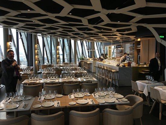 Restaurant photos le 7 restaurant panoramique bordeaux tripadvisor - Restaurant le garage bordeaux ...