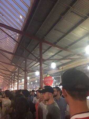Queen Victoria Market: Wednesday evening
