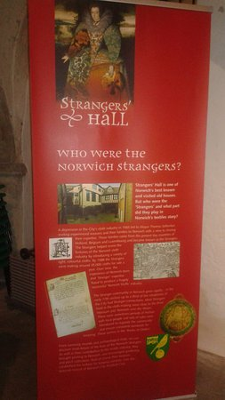 Strangers' Hall Museum - Norwich