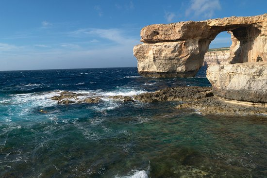 Island of Gozo, Malta: Azure Window