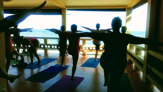 Health Oasis Resort : Yoga