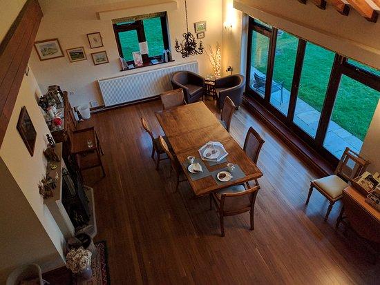 Millstream House B&B: The dining area
