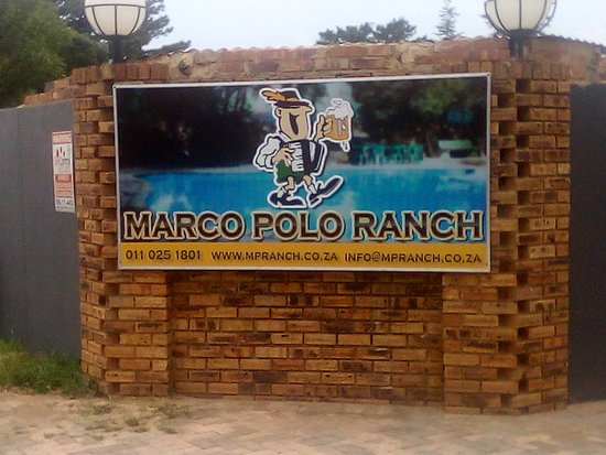 North Riding, South Africa: welcome to the Marco Polo Ranch  We have a wide range of facilities that include,bars, restauran