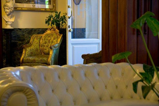 Hotel Alexander Palme: Hall