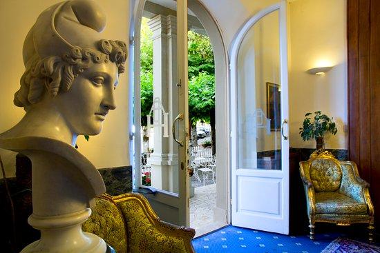 Hotel Alexander Palme: Ingresso