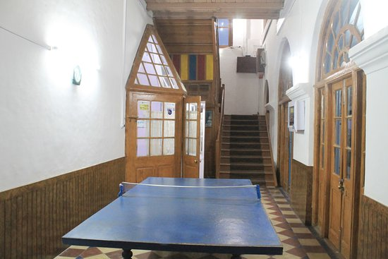 Table Tennis Room Picture of Prince Hotel Mussoorie TripAdvisor