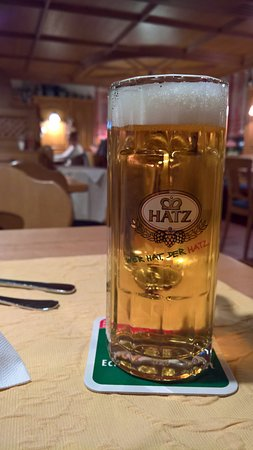 Buhl, Alemania: Kühles leckeres Bierchen