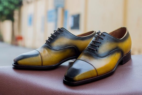 ManGii Custom - Suit and Shoes