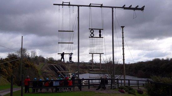 Ballyhass Lakes Activity Centre, Fishing & Wakepark : Team Challenges