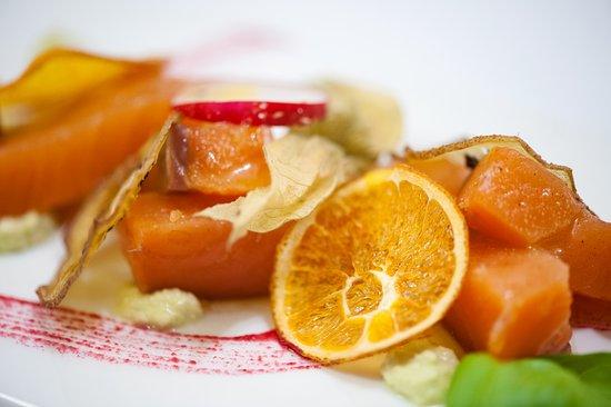 Basilico Cucina Mediterranea: Lingotto al salmone