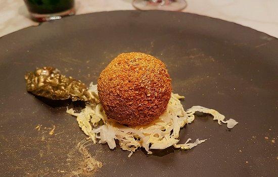 Restaurant Umami : ancora oro.....