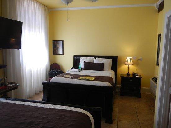 The Frenchmen Hotel Image