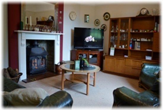 Parkend, UK: Guest Lounge