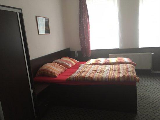 Děčín, Česká republika: Bedroom