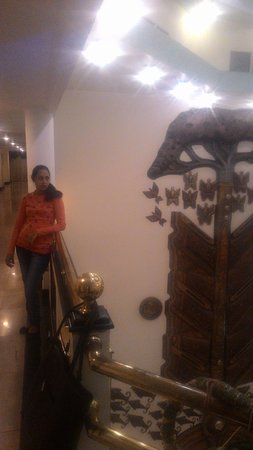 Hotel Sandesh The Prince Foto