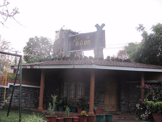 The Nest Inn Hotel very well maintained. Lovely Experience