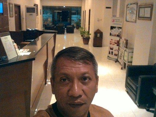 Arini Hotel : Lobby hotel