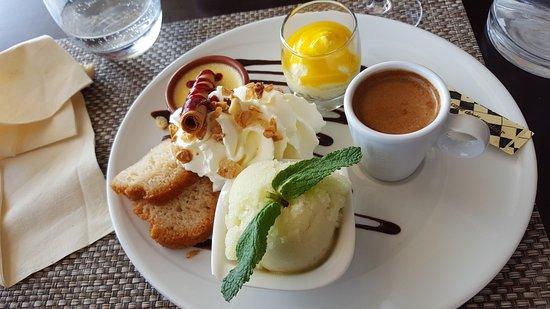 La Table de Thau: Café gourmand