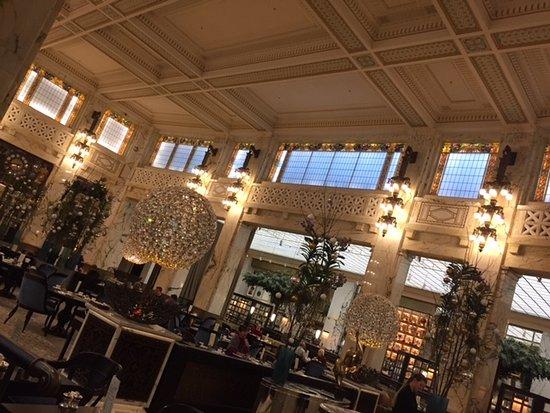 Park Hyatt Vienna   ancienne salle centrale de la banque, aujourd hui salle  de 348e2df23ca5