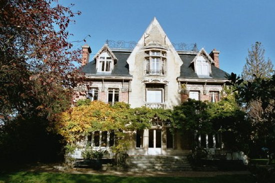 Le Vesinet, Frankreich: La Villa Berthe La Hublotière