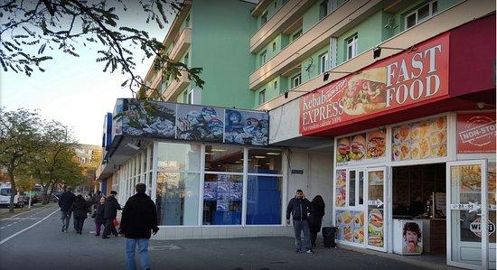 Fast Food Express Arad