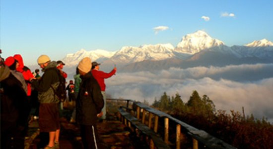 Sightseeing Adventure in Nepal