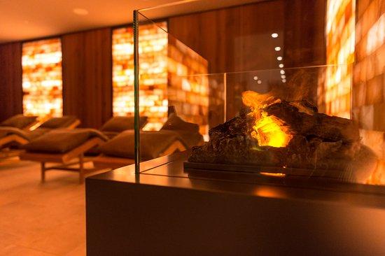Schoenberg, Niemcy: Salzgrotte Sauna
