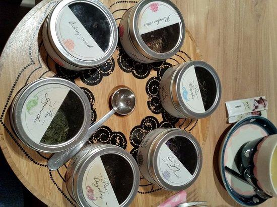 Dokkum, Países Bajos: Tee-Auswahl