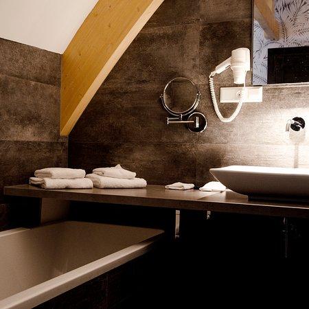 Nijkerk, Nederland: Superior Suite bad