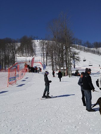 Schuss Village-Shanty Creek Resorts : Schuss Mountain Ski Resort