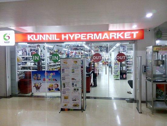 Superb Avenue Centre Shoppe: Kunnil Hypermarket Better Store For Better Living Experience  One Of