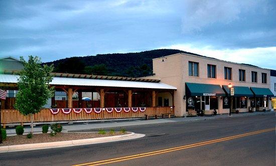 West Jefferson, นอร์ทแคโรไลนา: Tap Room & Restaurant