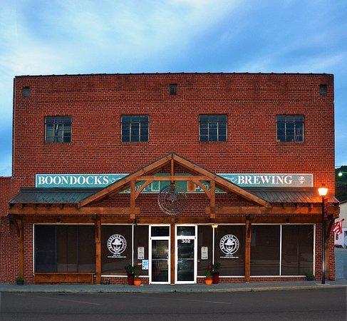 West Jefferson, นอร์ทแคโรไลนา: The Brew Haus