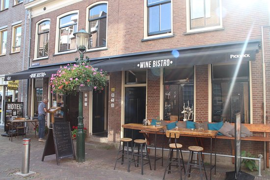 High5 Hotel Restaurant Winebar Alkmaar