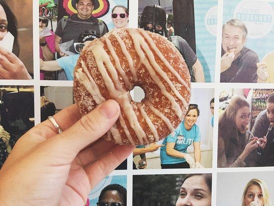 Photo of Donut Shop District Doughnut at 749 8th St Se, Washington, DC 20003, United States