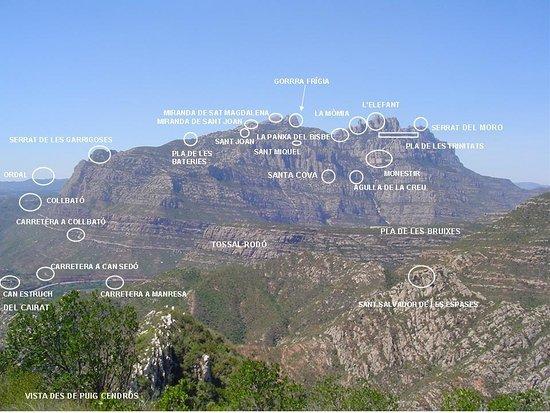 Olesa de Montserrat, Ισπανία: Sant Salvador de les Espases (comentada)