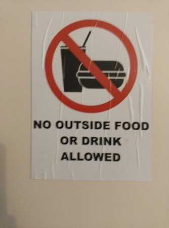 no outside food allowed picture of anamitra guest house kolkata rh tripadvisor co za