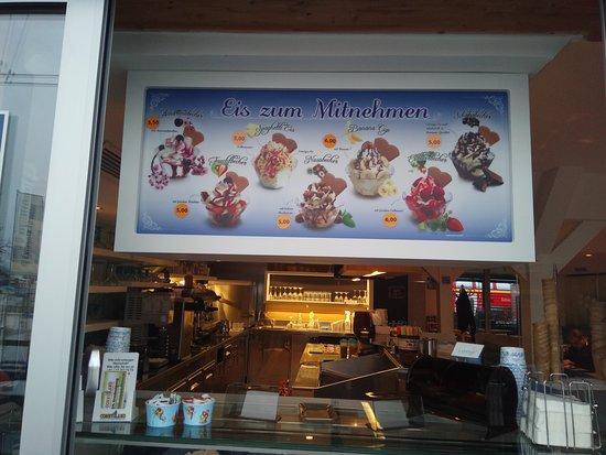 Eiscafe am Hafen: Eiscafe Imperia