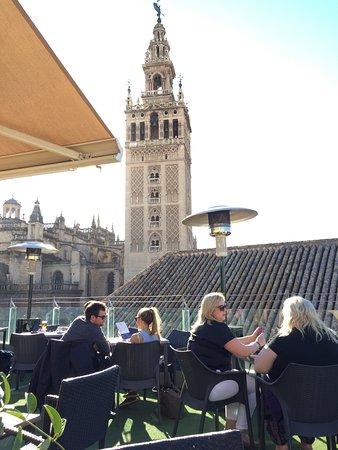 Photo0 Jpg Fotografía De Terraza Bar Hotel Doña Maria