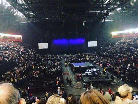 Image result for Photo of Bishop John arnold at the Manchester Arena