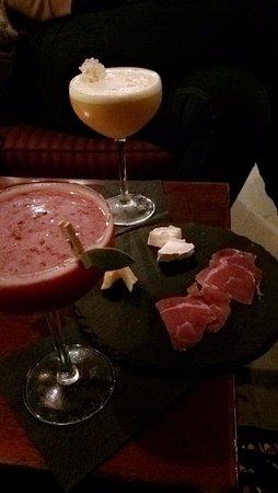 Salotto42: cocktails et dégustation