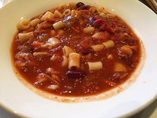 Olive Garden: Pasta Fagioli Soup