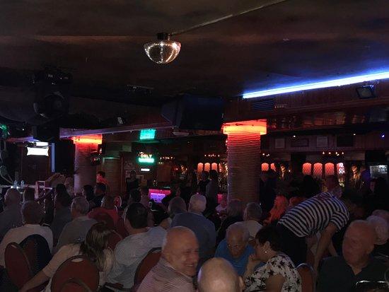 Morgan's Tavern: Inside