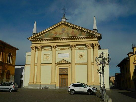 Frassineto Po, Itália: Esterno